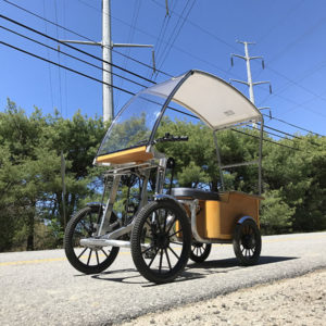 Solar Vehicle Solar Bike